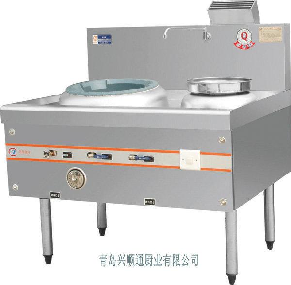 青岛厂家直销大量供应、定做、定制、优质广式单炒单温灶