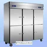 厂家直销大量供应优质六门冰柜