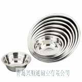青岛厂家直销大量供应优质不锈钢盆