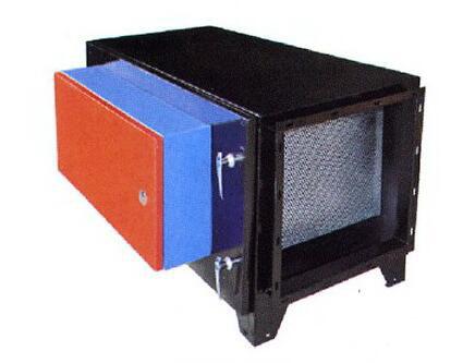 JZ-JD型静电式油烟净化器(肇丰风机)