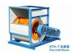 KTH双进风后弯式空调风机(肇丰风机)