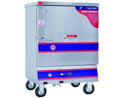 SL-6电热蒸气两用蒸饭车